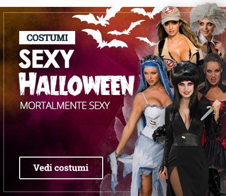 Costumi Halloween Sexy