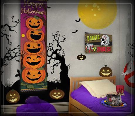 Decorazioni per Halloween