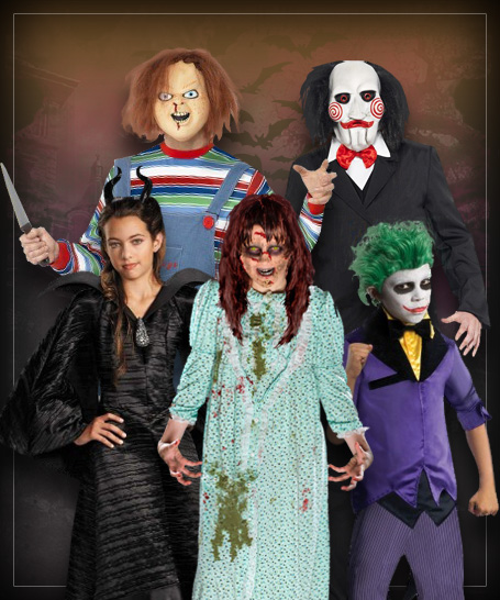 Costumi Film Horror