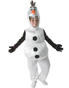 Costume da Olaf Frozen da bambino