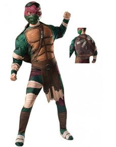 Costume da Raffaello Tartarughe Ninja Movie da adulto