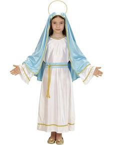 Costume da Vergine Maria per bambina