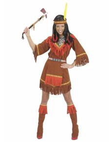 Costume da indiana Cheyenne per donna