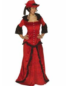 Costume da dama western per donna