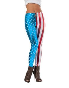 Leggings American Dream Marvel donna