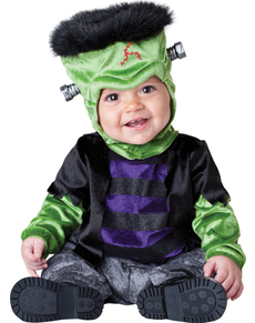 Costume da mostriciattolo Frankenstein per bebè