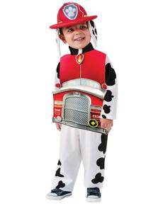 Costume da Marshall de Paw Patrol - La squadra dei cuccioli deluxe da bambino