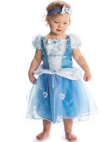 Costume da Cenerentola deluxe per neonato