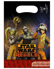 Set 6 sacchetti Star Wars Rebels