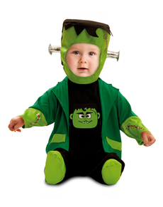 Costume da Frankenstein sinistro per neonato