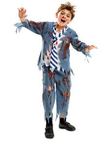 Costume da licelae zombie per bambino