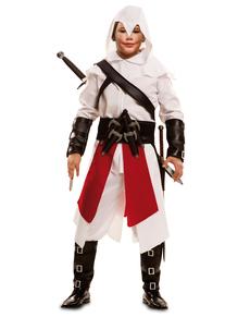 Costume da assassino dei video games per bambino