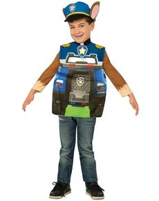 Costume da Chase camion Paw Patrol infantile