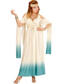 Costume da nobildonna greca per donna