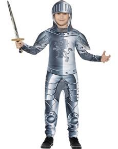 Costume da cavaliere medievale per bambino