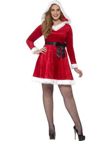 Costume da Miss Santa per donna