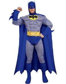 Costume Batman the Brave and the Bold imbottito