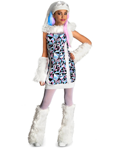 Costume da Abbey Bominable Monster High